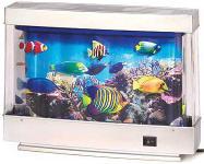 Superbe Medium Fake Fish Tank   Toy Aquarium